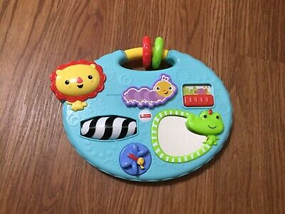 Fisher Price Activity Center Baby Busy Toy