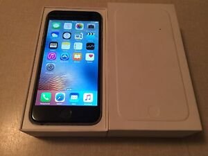 Iphone 6 noir Bell/Virgin 16gb