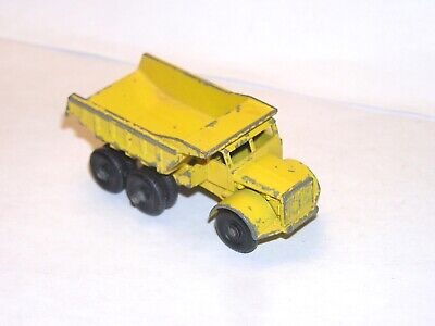 Vintage Matchbox Lesney #6 Euclid Dumper **RED LIGHT SPECIAL**