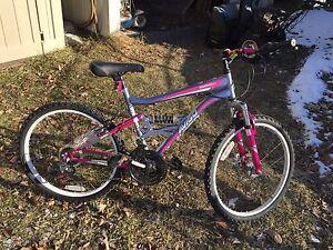 BRAND NEW! Girl's 26 inch Avigo Mountain Ridge Bike