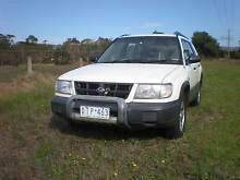 1998 Subaru Forester Wagon Mount Eliza Mornington Peninsula Preview