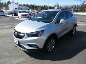 2018 Buick Encore 2018 Buick Encore - AWD 4dr Essence
