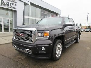 "2015 GMC Sierra 1500 Denali-6.2L-SUNROOF, HEATED SEATS, 20"" RIMS"