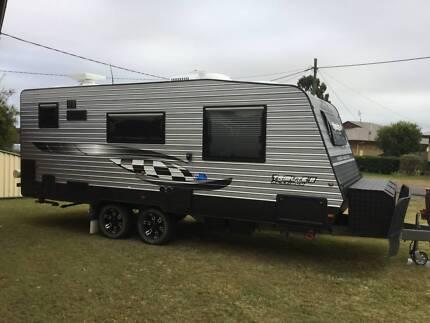 caravan kokoda Semi off road Nanango South Burnett Area Preview