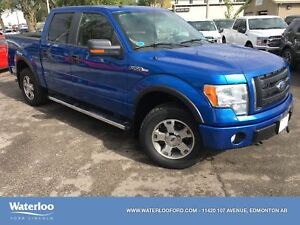 2009 Ford F-150 FX4 SuperCrew 145 | Moonroof | Reverse Camera |