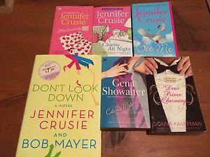 Jennifer Crusie + Books