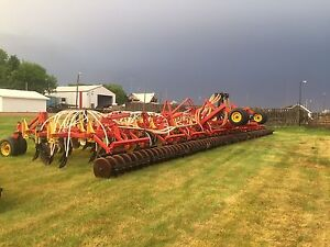 Bourgault 5710 series II 59ft