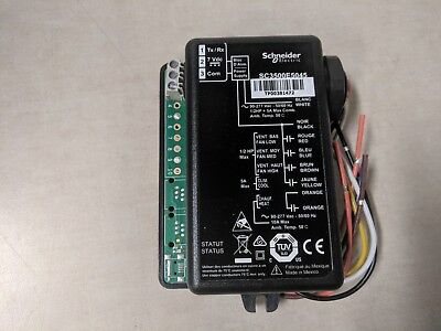 Schneider Electric Sc3500e5045 - Fan Coil Unit Relay Pack 5 Relay Outputs No Box