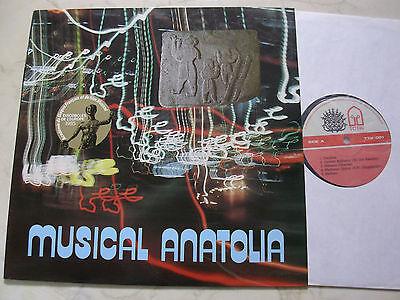 TÜRKEI MUSICAL ANATOLIA Discoboles 1985 Ödülü *NEUWERTIG*