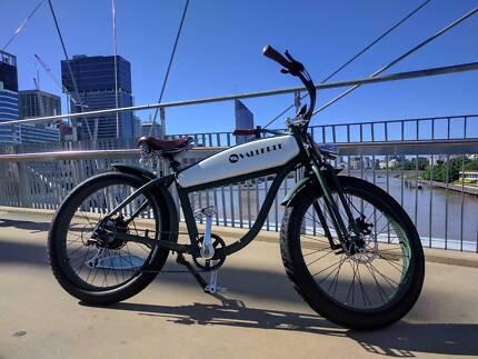 Vallkree Vintage Electric Bike 250W