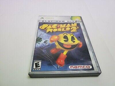 Pac Man World 2 XBOX Original good condition