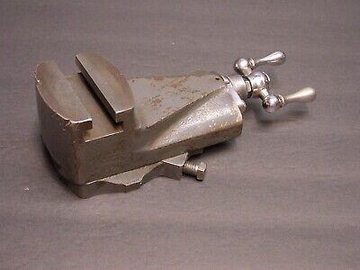 12 Craftsman Lathe Tool Post Slide Compound Rest And Upper Swivel