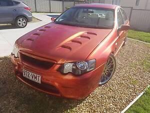 2003 Ford Falcon Sedan Goodna Ipswich City Preview