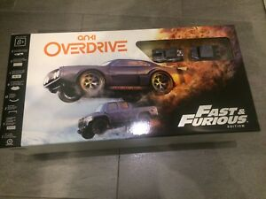 Anki Overdrive Fast and Furious edition with Extras