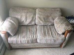 Free couch love seat