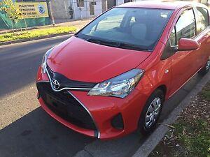 Toyota Yaris 2014 Frankston North Frankston Area Preview