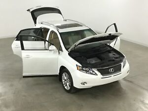 2012 Lexus RX 450H Hybride Touring GPS*Cuir*Toit*Camera Recul*