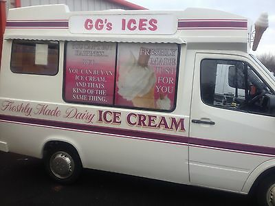 ice cream van Contra Vision