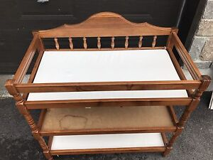 Couchette / baby bed