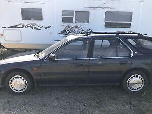 1991 Honda Accord wagon- 1500$
