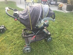Baby Trend Stroller and car seat