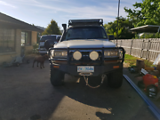 Toyota landcruiser 80 series hdj80 factory turbo 4.2 Launceston Launceston Area Preview