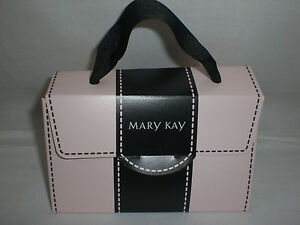 MARY KAY Consultant Emollient Cream EMPTY Pink Gift Bag Box Lot of 15 New Boxes