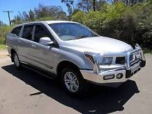 2014 Ssangyong Actyon Sports Ute Q150 Tradie Dual Cab 4x2 2.0DT Lansvale Liverpool Area Preview