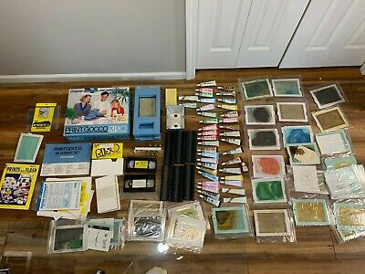 Riso Print Gocco B6 Screen Printing Hi Mesh Kit w Bulbs Inks Manual + More