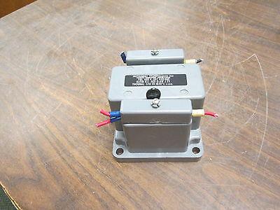 Instrument Transformer Potential Transformer 460-480 Ratio 41 Pri 480v 50-60hz