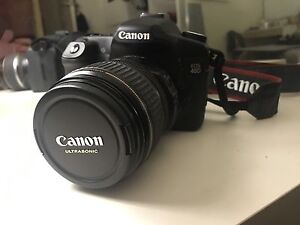 CANON CAMERA D40 Yeronga Brisbane South West Preview