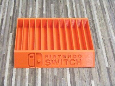Nintendo Switch Game tray | Mario kart | snes | nintendo accessory | joy-con