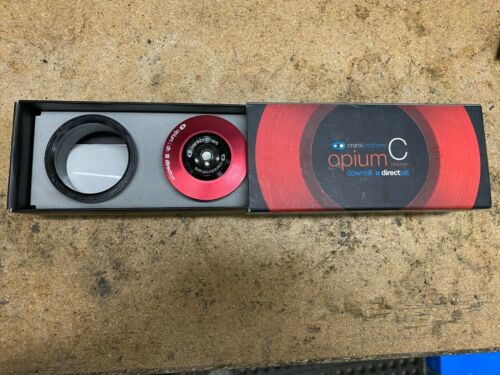 """NEW IN BOX Crank Brothers Opium C Downhill Directset Headset, 1.5"""""""