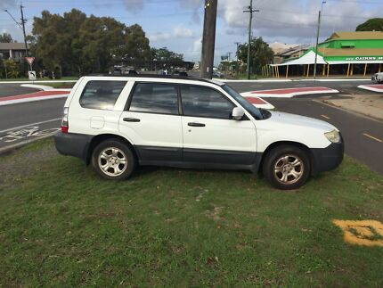 Subaru Forester Parramatta Park Cairns City Preview