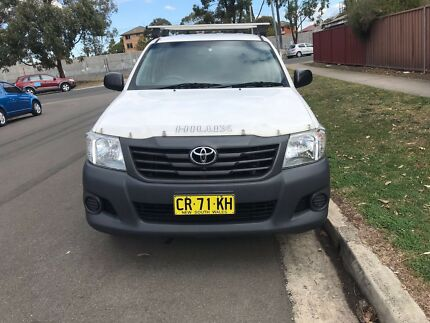 2011 Toyota hilux Canley Vale Fairfield Area Preview