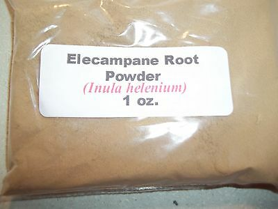 Elecampane Root Powder - 1 oz. Elecampane Root Powder (Inula helenium)