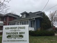 Thunder Bay Roofing is Hiring $26.50/hr No Roofing Experience