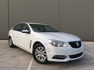 2013 Holden Commodore VF Evoke White LPG 6 Speed Sport Automatic Campbellfield Hume Area Preview