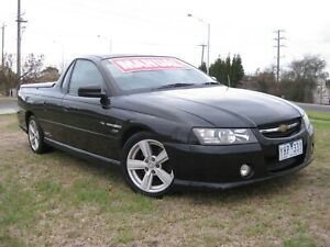 2005 Holden Commodore SSZ V8 Manual Ute Thomastown Whittlesea Area Preview