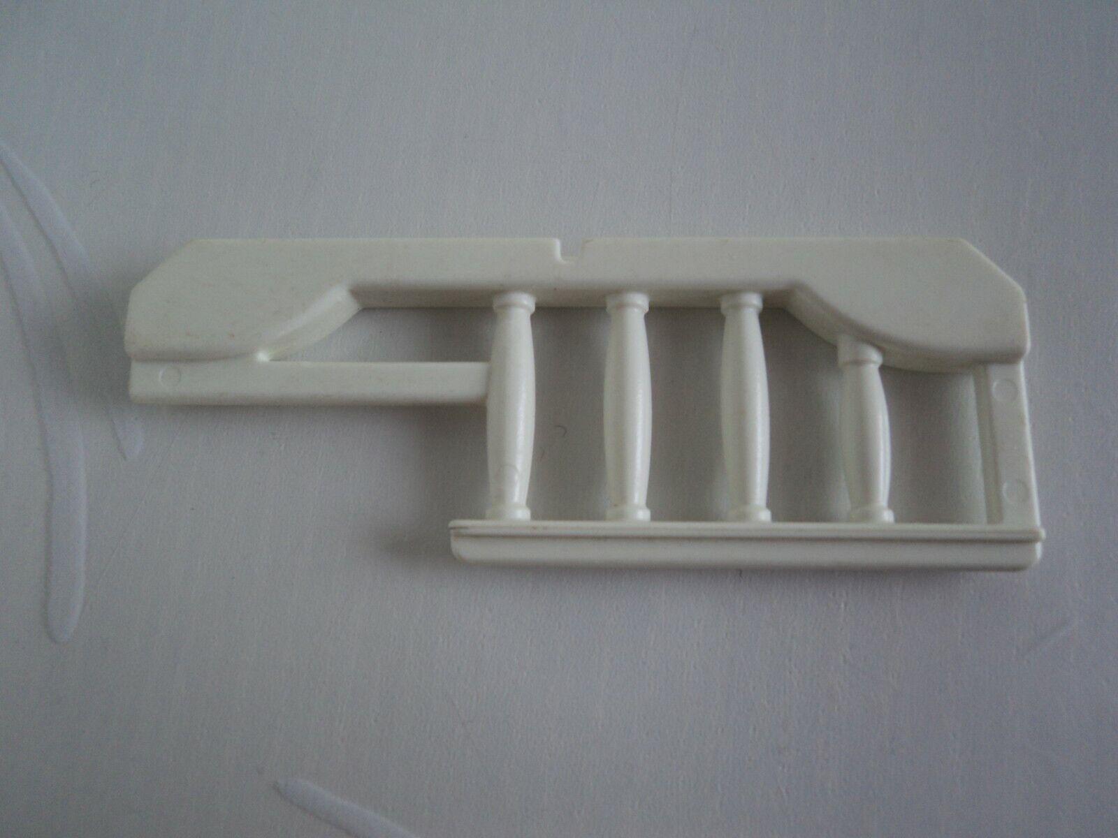 Playmobil vintage barrière avant de lits superposés chambre enfants 5312 de 1995