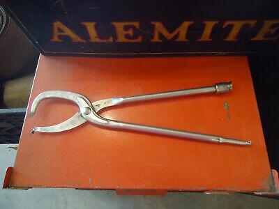 Vintage Wizard H1254 Brake Spring Pliers Tool Made in USA
