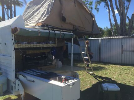 Camper Trailer  Caboolture Caboolture Area Preview