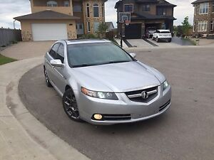 2008 Acura TL type S 6speed manual LOW KMS!!!