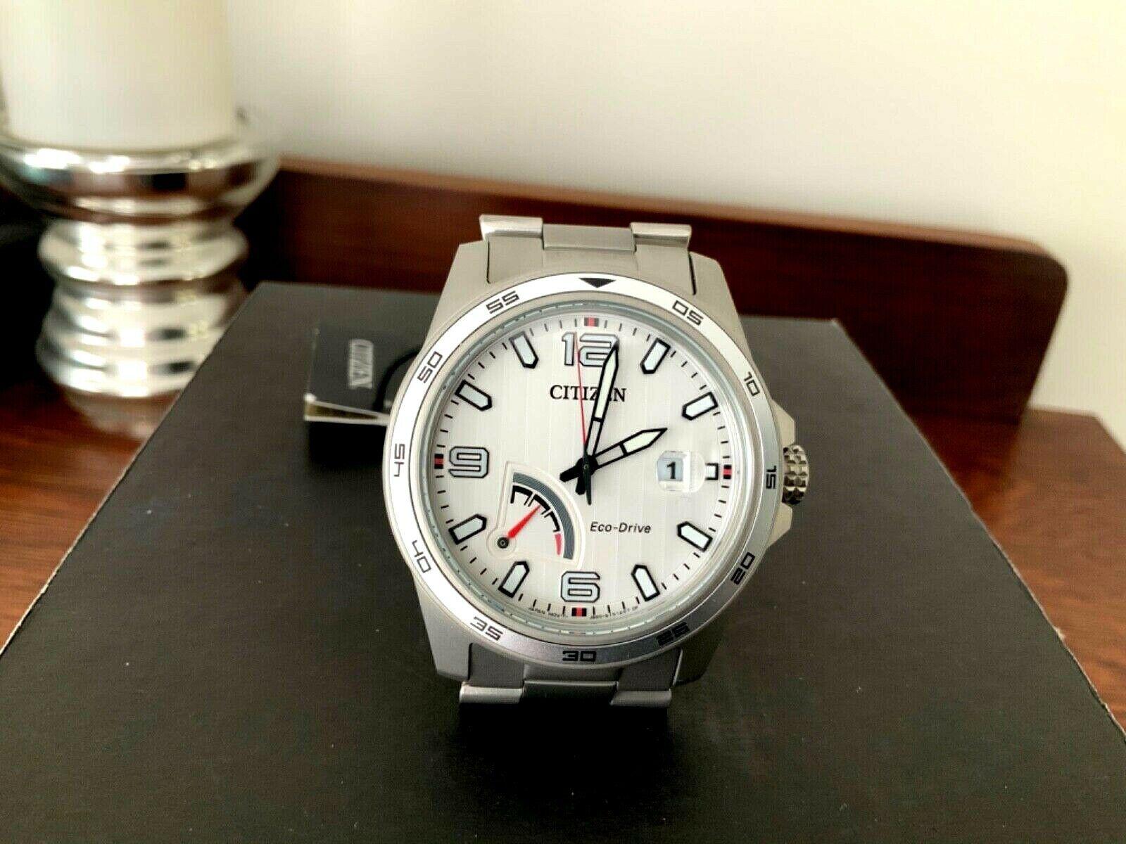 Citizen Men's Eco-Drive Sport Stainless Steel Bracelet Watch