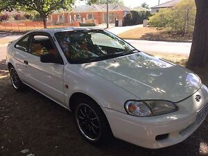97 Toyota paseo sports Ainslie North Canberra Preview