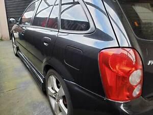 2002 Mazda 323 PROTEGE Turbo