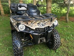 2016 Can Am Outlander L 450