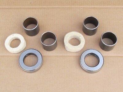 Front Wheel Spindle Repair Kit For Massey Ferguson Mf Industrial 4500 Super 90