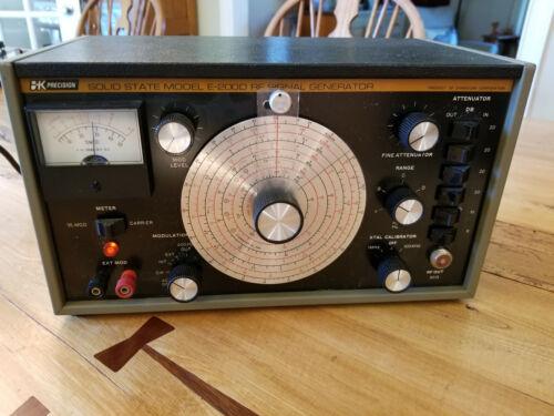 B&K RF Signal Generator Model 200-D