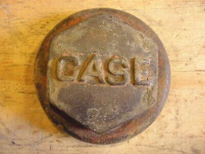 Case Tractor Front Wheel Hub Cap 2of2